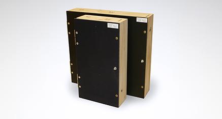 White Ant Box Meter Frames: Pre-drilled