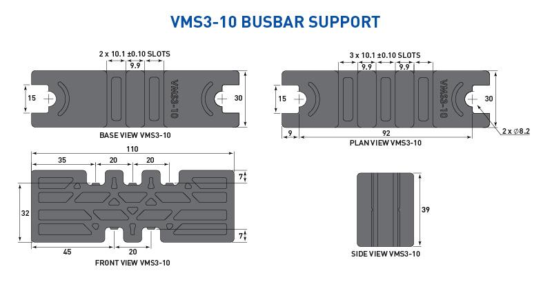 Insulcut-VBS-Busbar-support-3